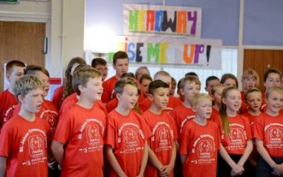 """You Raise Me Up"" Event – 24 June 2015"